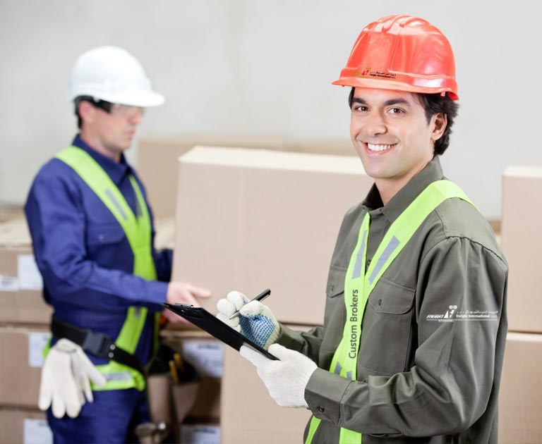 Custom Brokers in Al Quoz | Freight International in Dubai