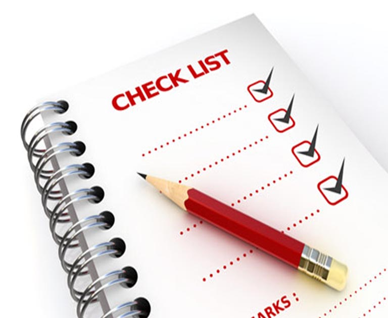 Moving Checklist | Freight International in Dubai